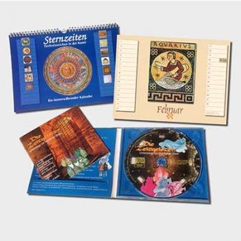 Zeitgeister, CD-Cover, Kalender